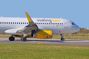 EC-MKN - Vueling Airlines Airbus A320 aircraft