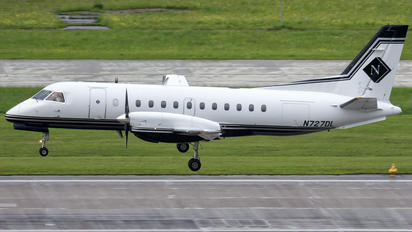 N727DL - Private SAAB 340