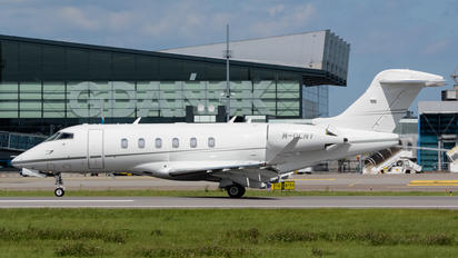 M-OCNY - Private Bombardier BD-100 Challenger 350 series