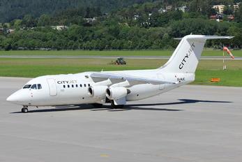 EI-RJC - CityJet British Aerospace BAe 146-200/Avro RJ85