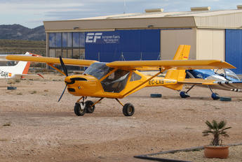EC-LXB - Private Aeroprakt A-22 L2