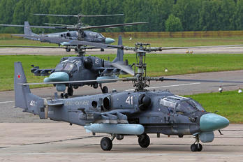 41 - Russia - Air Force Kamov Ka-52 Alligator