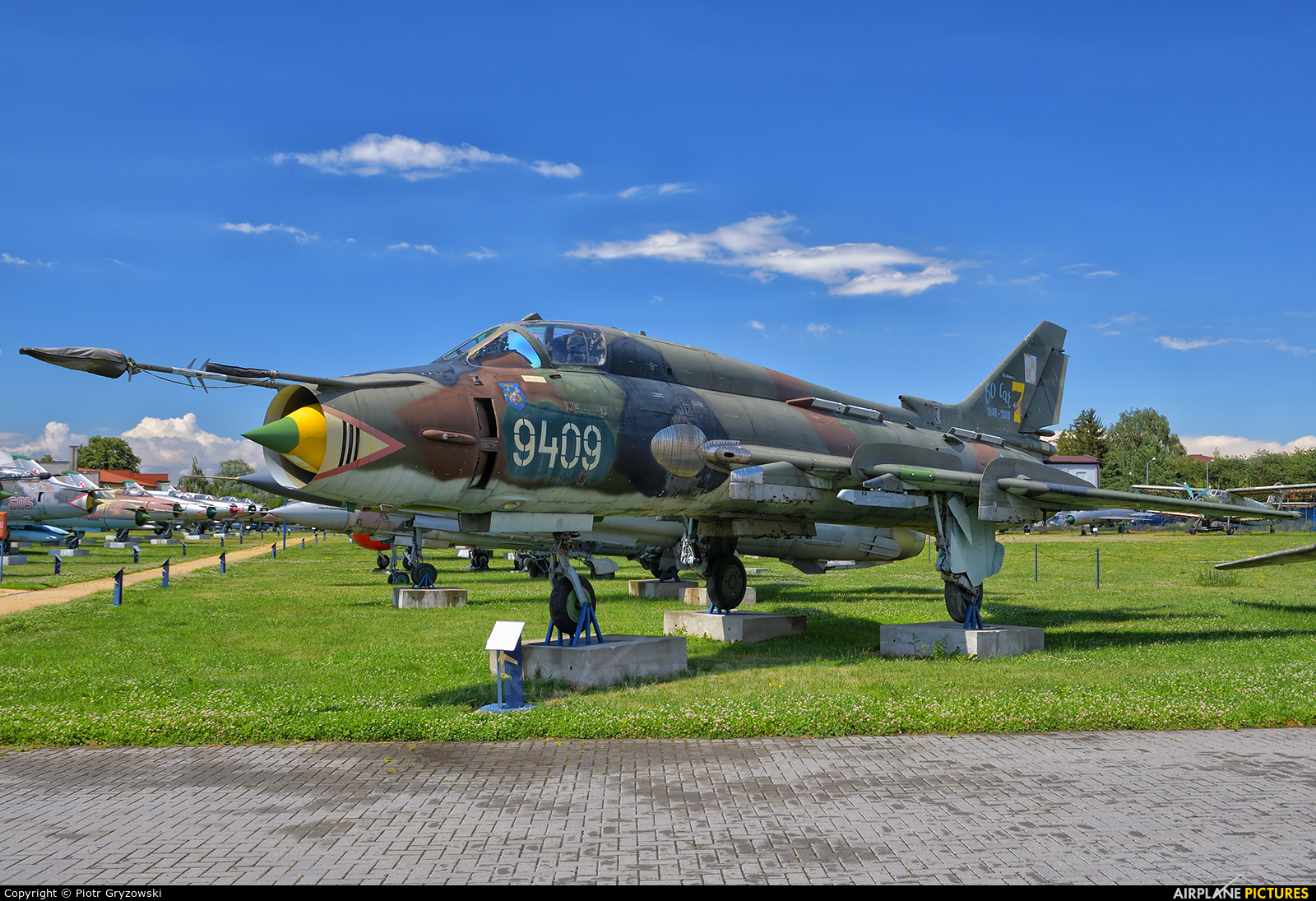 Poland - Air Force 9409 aircraft at Dęblin - Museum of Polish Air Force