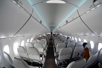 YL-CSF - Air Baltic Bombardier CS300