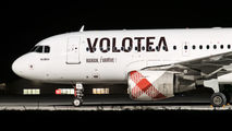 MC-MTD - Volotea Airlines Airbus A319 aircraft