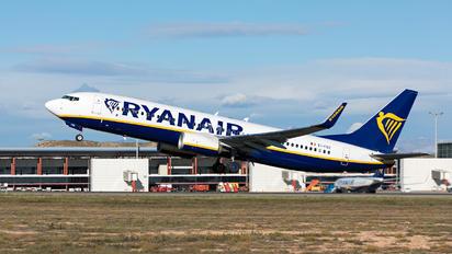 EI-FOZ - Ryanair Boeing 737-800