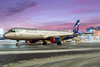 VP-BDC - Aeroflot Airbus A320