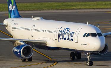 N972JT - JetBlue Airways Airbus A321