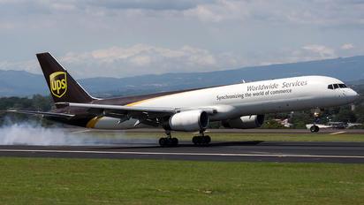 N455UP - UPS - United Parcel Service Boeing 757-200F