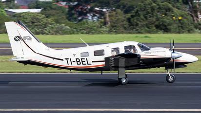 TI-BEL - Private Piper PA-34 Seneca