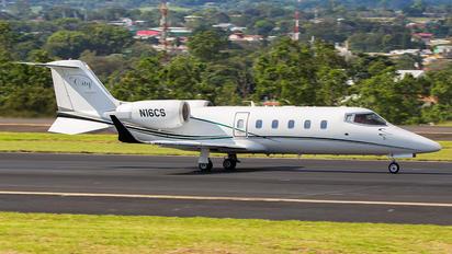 N16CS - Private Bombardier Learjet 60