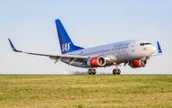SE-RJT - SAS - Scandinavian Airlines Boeing 737-700 aircraft