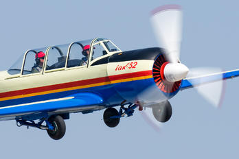38 - Romania - Air Force Yakovlev Yak-52