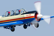 38 - Romania - Air Force Yakovlev Yak-52 aircraft