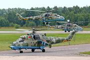 48 - Belarus - Air Force Mil Mi-24V aircraft
