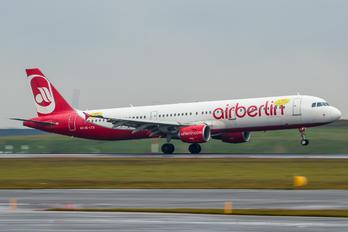 OE-LCS - Niki Airbus A321
