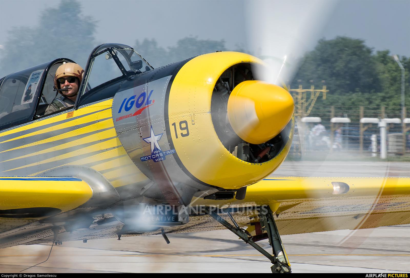 Aerobatic Yakkers N185YK aircraft at Bucharest - Aurel Vlaicu Intl
