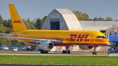 G-BMRG - DHL Cargo Boeing 757-200F