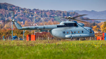 201 - Croatia - Air Force Mil Mi-8MTV-1