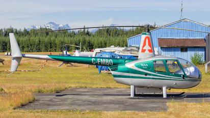 C-FMBO - Private Robinson R44 Astro / Raven