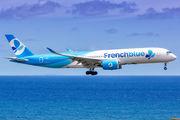 F-HREU - French Blue Airbus A350-900 aircraft