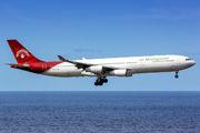 5R-EAA - Air Madagascar Airbus A340-300 aircraft