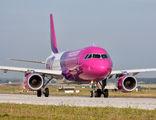 HA-LYF - Wizz Air Airbus A320 aircraft