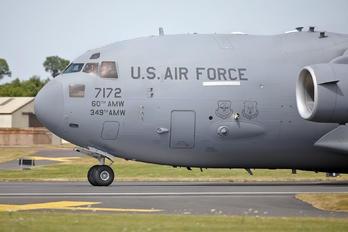 07-7172 - USA - Air Force Boeing C-17A Globemaster III