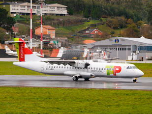 OY-JZU - TAP Express ATR 72 (all models)
