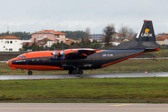 UR-CJN - Cavok Air Antonov An-12 (all models)