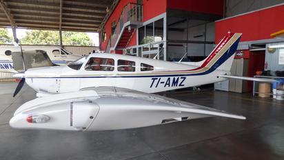 TI-AMZ - Carmonair Piper PA-28R-200 Cherokee Arrow