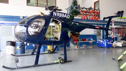 N999AD - Helicopter Services MD Helicopters MD-500E