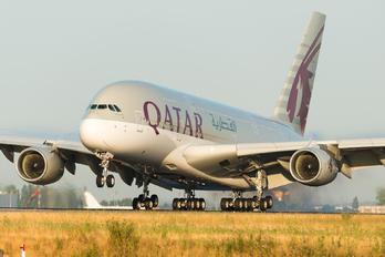 A7-APD - Qatar Airways Airbus A380