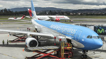 LV-GKP - Aerolineas Argentinas Airbus A330-200 aircraft