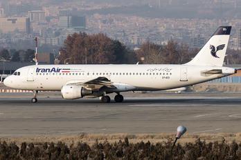 EP-IED - Iran Air Airbus A320
