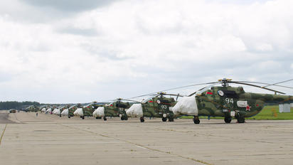 94 - Belarus - Air Force Mil Mi-8MTV-5