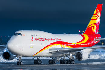 B-2432 - Yangtze River Airlines Boeing 747-400BCF, SF, BDSF