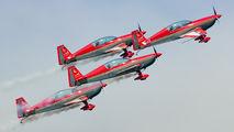 JY-RFB - Royal Jordanian Falcons Extra 300L, LC, LP series aircraft
