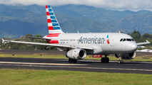 N840AW - American Airlines Airbus A319 aircraft