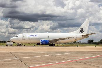 PR-SDF - Sideral Air Cargo Boeing 737-300F