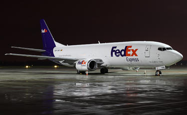 OO-TNN - FedEx Federal Express Boeing 737-400F
