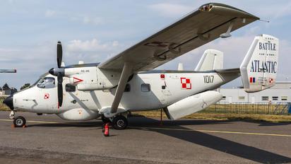 1017 - Poland - Air Force PZL M-28 Bryza
