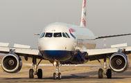 G-EUUR - British Airways Airbus A320 aircraft