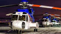 LN-OID - Bristow Norway Sikorsky S-92 aircraft