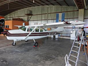 N1868F - Private Cessna 210 Centurion