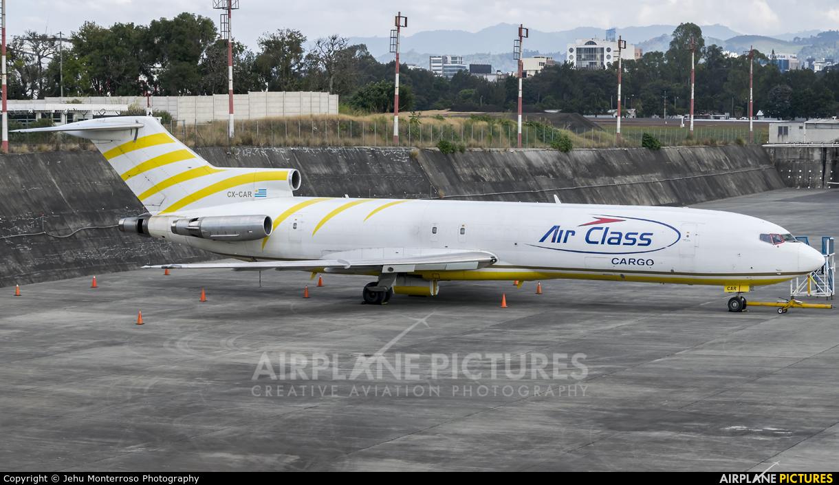 Air Class Cargo CX-CAR aircraft at Guatemala - La Aurora