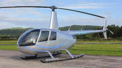 G-VVBL - Private Robinson R44 Astro / Raven