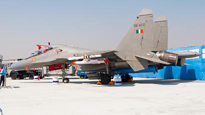 SB430 - India - Air Force Sukhoi Su-30MKI