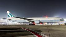 B-HNN - Cathay Pacific Boeing 777-300 aircraft