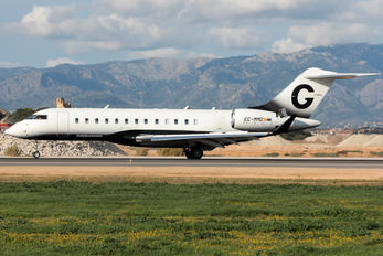 EC-MMD - Private Bombardier BD-700 Global 6000